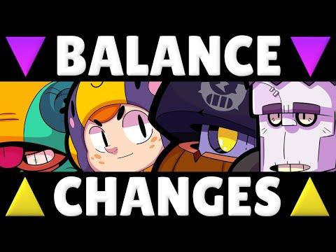 Brawl News: Tick BUFFED?! | 18 Balance Changes to CHANGE Brawl Stars!