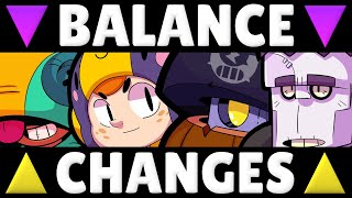 Brawl News: Tick BUFFED?! | 18 Balance Changes to CHANGE Brawl Stars!