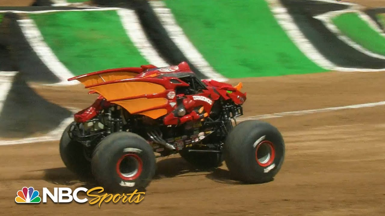 2021 Monster Jam: Orlando | EXTENDED HIGHLIGHTS | 3/30/21 | Motorsports on NBC