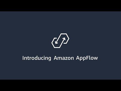 Intro to Amazon AppFlow