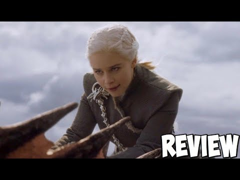 WHOA! Game of Thrones Season 7 Episode 4 Review/Reaction: Daenerys' Field of Fire & Starks Reunion!!