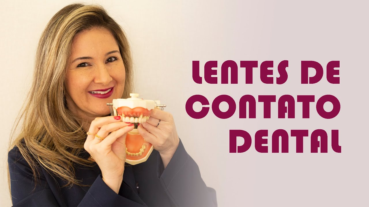 LENTES DE CONTTAO DENTAL