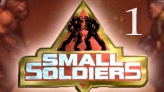 LP Small Soldiers: Squad commander - Commando - part 1