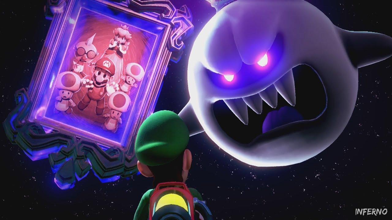 Luigi Mansion 3 Playthrough Part 11 Final Boss King Boo Ending