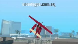 Aeronave Skimmer do GTA San Andreas
