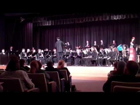 Quabbin Regional High School Symphonic Winds 3
