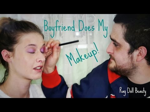 Fiancé Does My Makeup Tag!