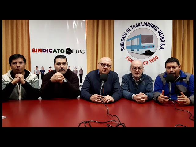 Capsula Informativa #02 #NegociacionMetro2019 Sindicato Metro