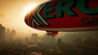GRAND THEFT AUTO V: BLIMPING IT