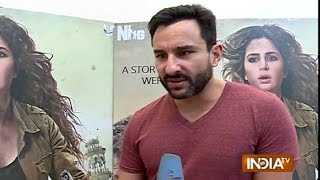 "Phantom: Saif Ali Khan, "" Phantom Will Always Be a Special Film for Me"" - India TV"