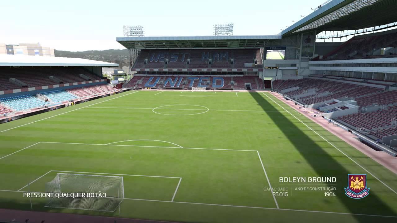 West Ham Ground Tour