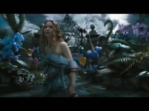 Trailer do filme Alice no País das Maravilhas