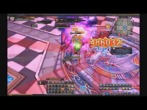 Aura kingdom Lancer-Crusader Trial (party)