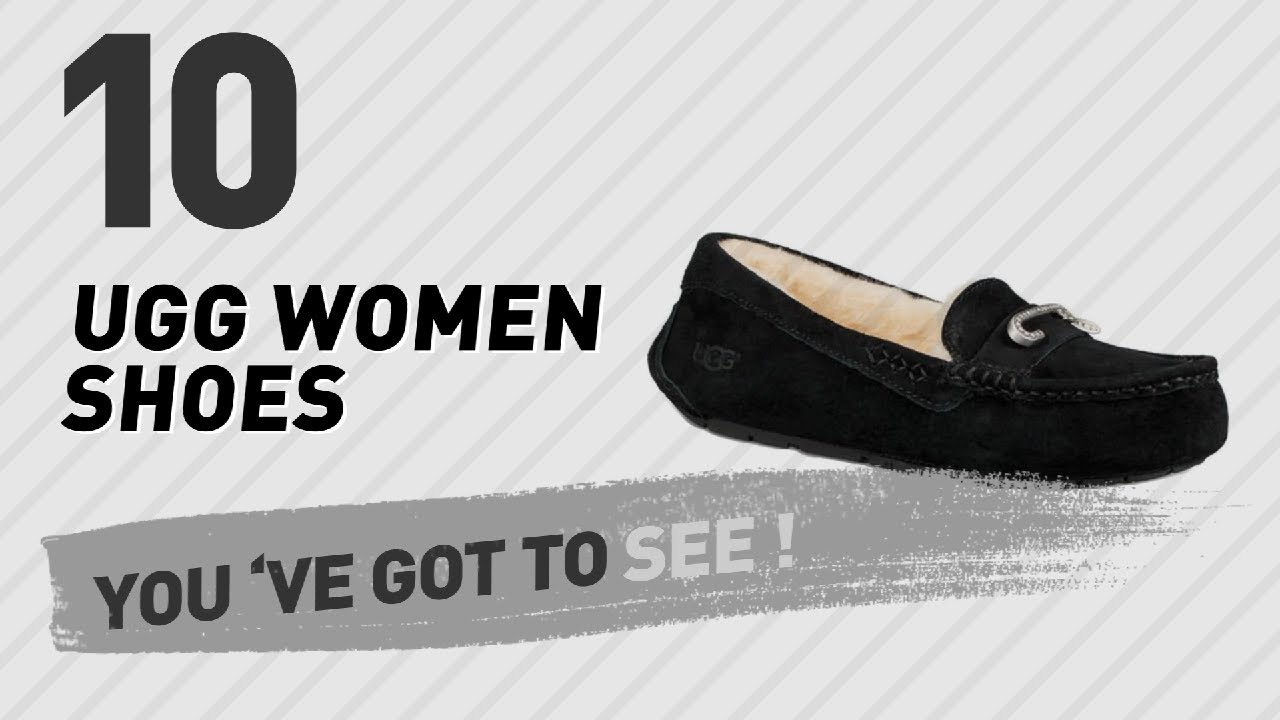 6304267dbb9 New UGG Women Shoes Styles // Hot New Arrivals, Fall 2017