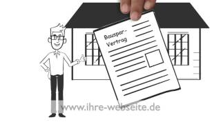 Wie funktioniert ein Bausparvertrag -  von www.amenico.de