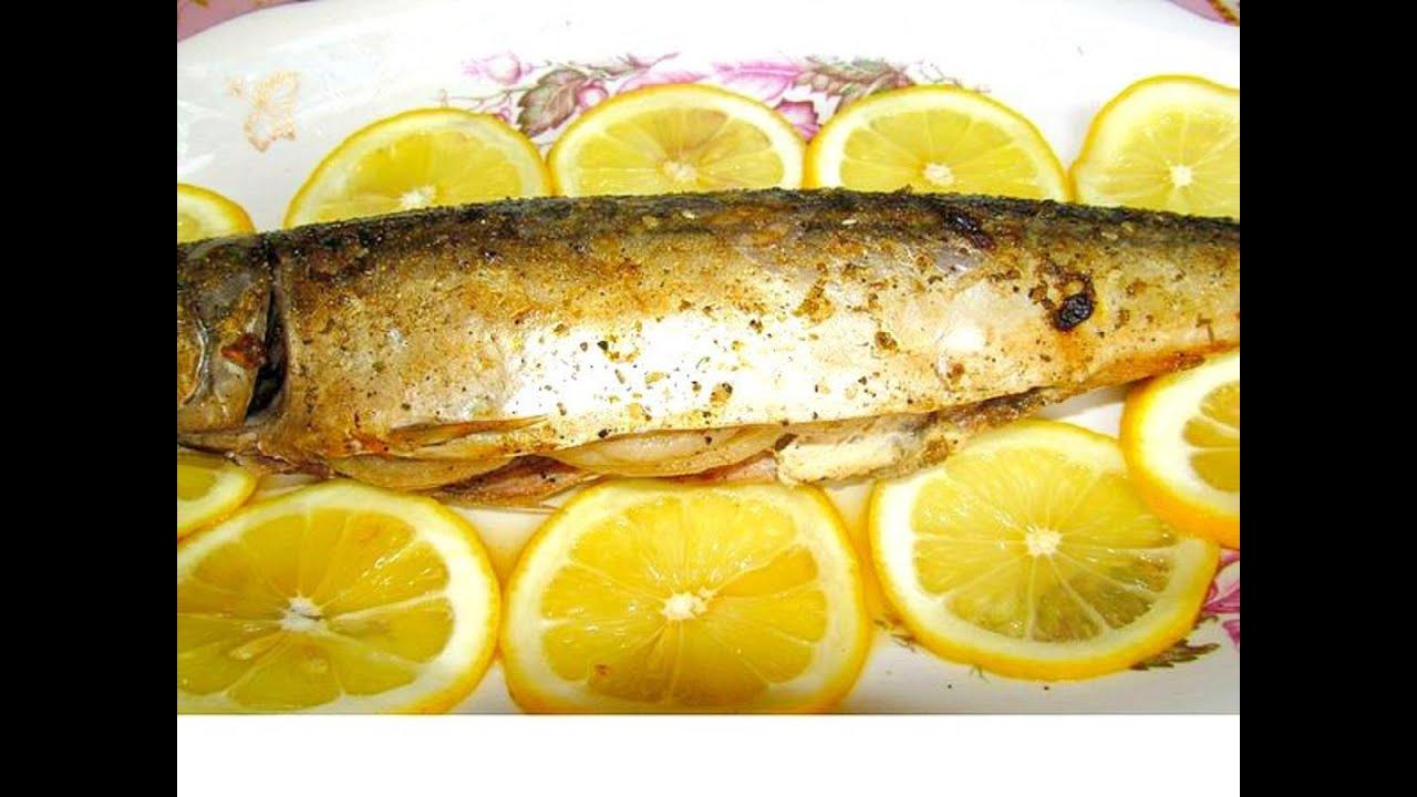 рыбные рецепты в фольге в духовке