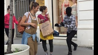 AMAZING AND HILARIOUS Reactions!! Mannequin Prank