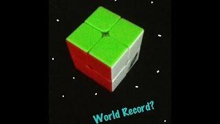 2x2 world record 0.26