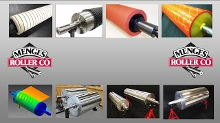 Menges Roller Company - About Us Overview