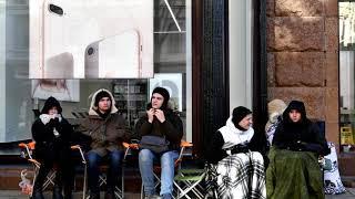видео В России начали продавать iPhone Xs и iPhone Xs Max