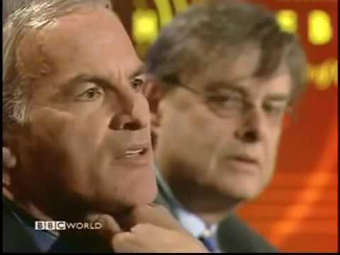 Norman Finkelstein Humiliates David Aaronovitch on Hamas 2016
