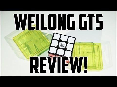 MoYu WeiLong GTS Review! | [Cube Depot]