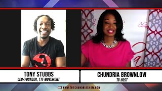 Tony Stubbs Talks About TTF Movement and His Experience on OWN's Hit Reality Show, Ready To Love