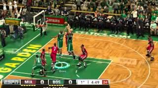 NBA 2K13 Nuevo Scoreboard (Marcador) de ESPN - V1.0+ BONUS