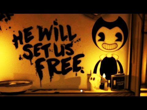 Thumbnail: BENDY AND FRIENDS | Bendy And The Ink Machine - Chapter 2