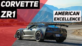 2019 Corvette ZR1 Review: 755 Horsepower of American Excellence