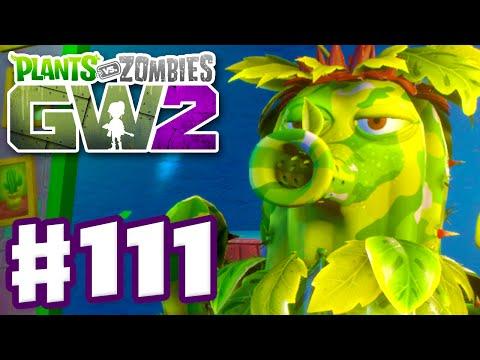 Plants vs. Zombies: Garden Warfare 2 - Gameplay Part 111 - Camo Cactus! (PC)