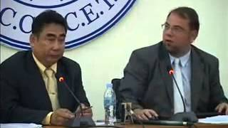 Press Conference Regarding Case 001 Appeals    March 25, 2011