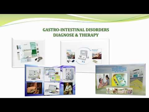 GASTROINTESTINAL DISORDERS: HOLISTIC DIAGNOSIS & THERAPY