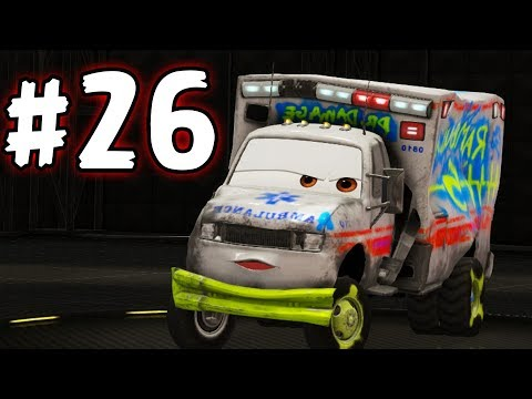 CARS 3 - The Videogame - Part 26 - The Rambulance Victory!
