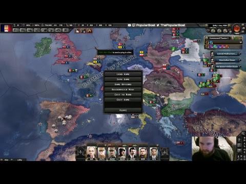 HOI4 Kaiserreich 3P MP - Third Internationale - Session 01