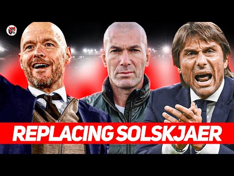Solskjaer's Replacement At Man Utd | Conte, Zidane, Ten Hag | Formation & Style