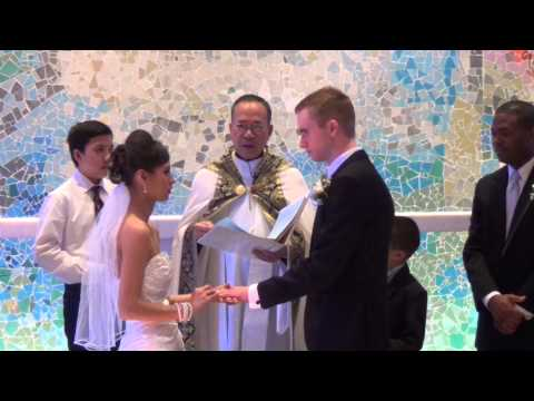 Wedding Vows and Exchange of Rings