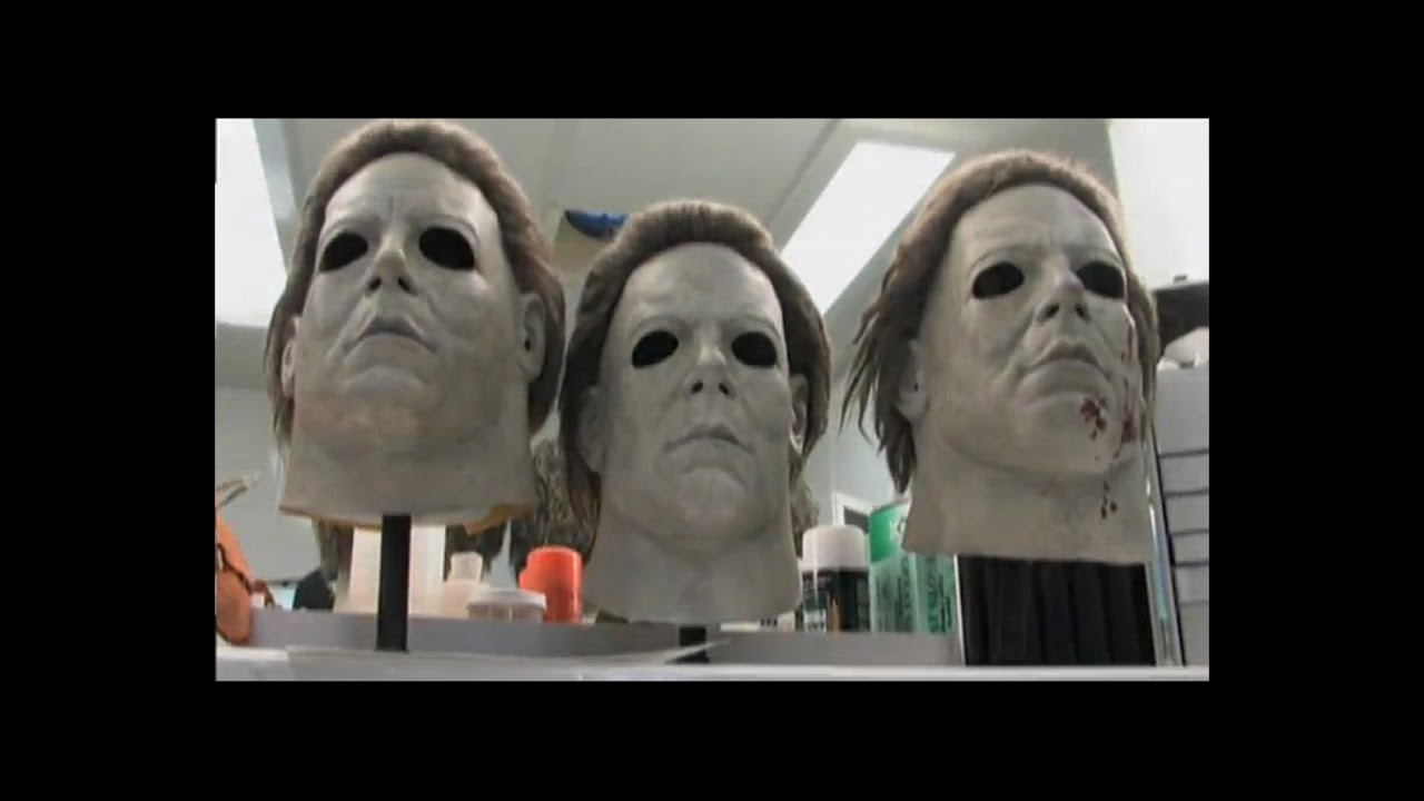 Halloween - The Many Masks of Michael Myers - YouTube