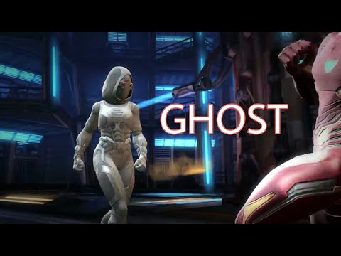 Ghost Special Attack and First look | Marvel contest Of Champions