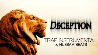 DECEPTION - Hard Dark Aggressive TRAP R&B 808 Beat 2016 (Hussam Beats)