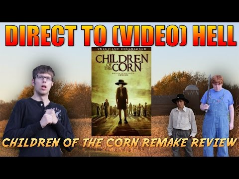 Children of the Corn (2009) Remake Review - Direct to (Video) Hell