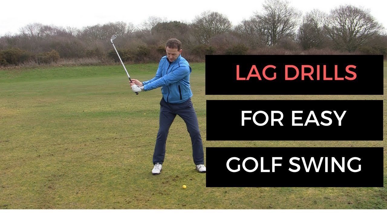 CREATE AN EASY GOLF SWING WITH THESE LAG DRILLS - YouTube