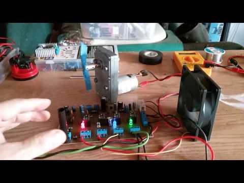 DIY 12VDC Pellet Burner Controller
