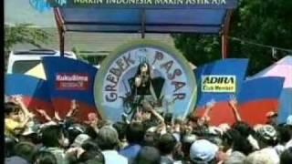imelda kdi, Beraksi Grebek pasar TPI Live Batu Malang