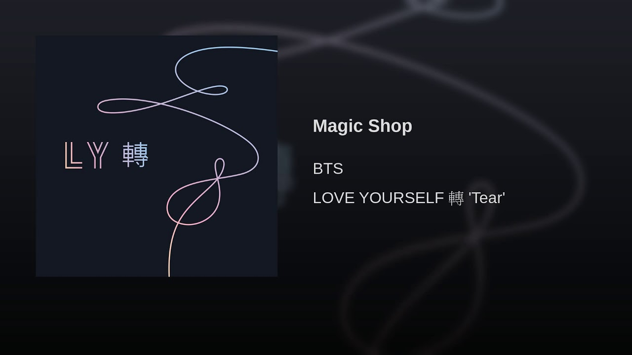 Genius English Translations Bts Magic Shop English