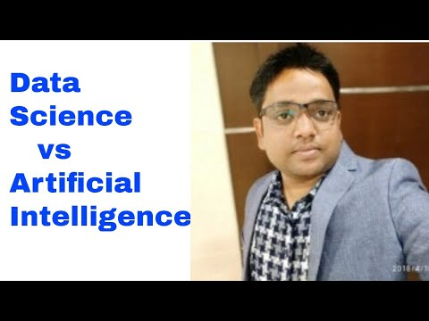 Data Science vs Artificial Intelligence– Eliminate your Doubts/What is key difference?