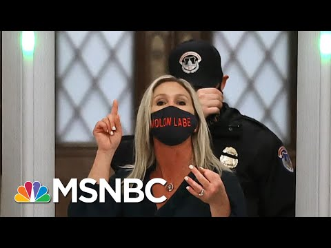 Chris Hayes On The Implied Threat When Republicans Use Guns As Props   All In   MSNBC