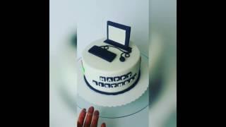 """PC""-Torte / Personal Computer Cake / Торт Компьютер"