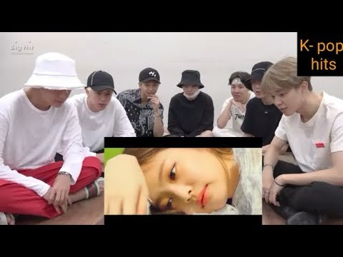BTS Reaction To BLACKPINK Hope Not  M/V