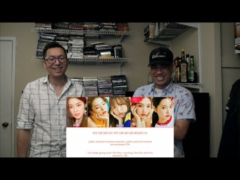 RED VELVET (레드벨벳) - MOSQUITO Reaction
